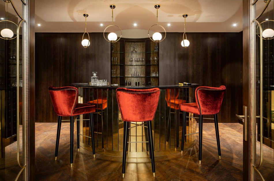 A Luxurious Desire Is A Big Thing In One's Life. Here We Are With a Collection of Ultra-Stylish Bar At Home